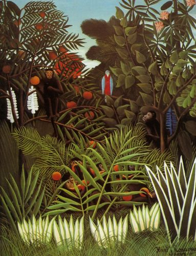 Exotic Landscape 1