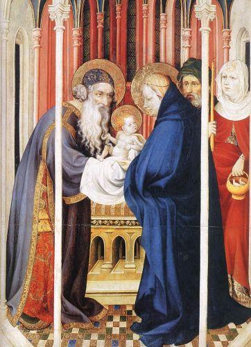 The Dijon Altarpiece (Detail) 6