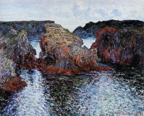 Belle-Ile, Rocks at Port-Goulphar