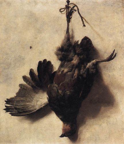 Dead Partridge