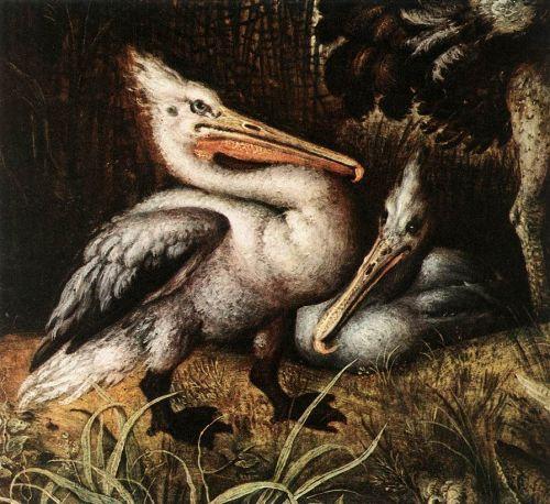 Landscape with Birds 1 (detail)