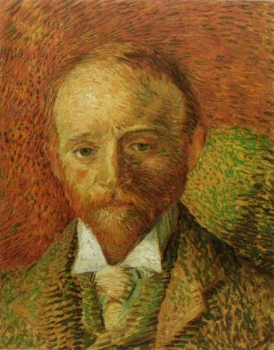 Portrait of the Art Dealer Alexander Reid