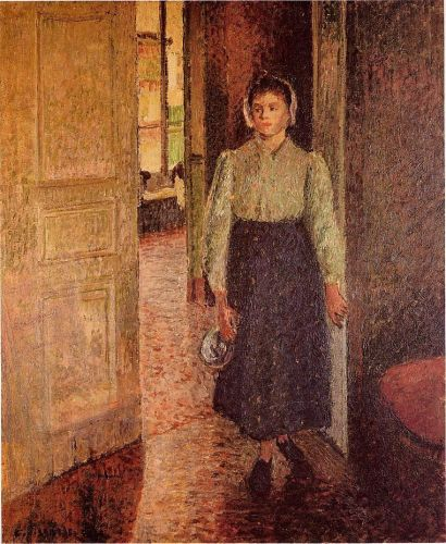 The Young Maid