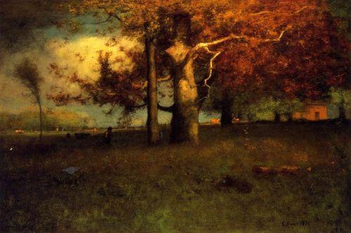 Early Autumn, Montclair 2