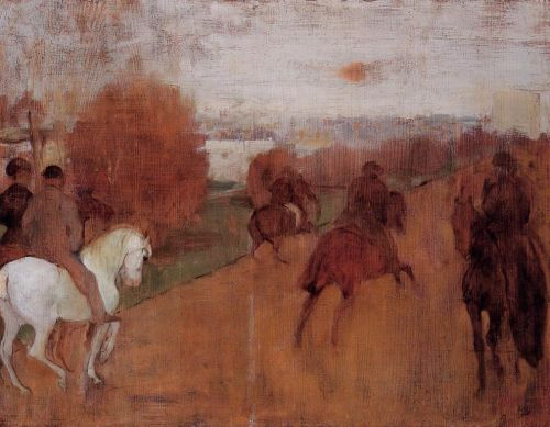 Riders on a Road
