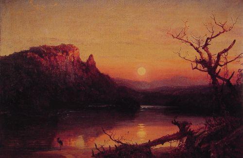 Sunset, Eagle Cliff, New Hampshire