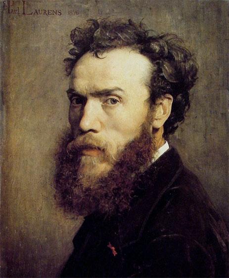Self Portrait, 1876