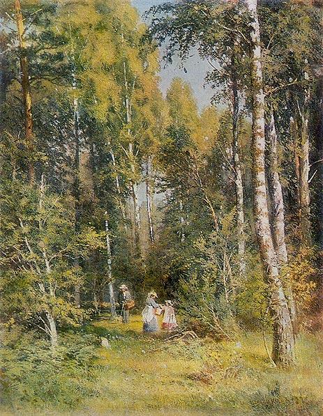 Birch Grove, 1878