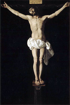 Crucified Jesus, c.1630/40
