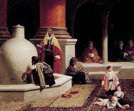 In the Harem, 1873