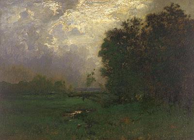 Landscape, undated
