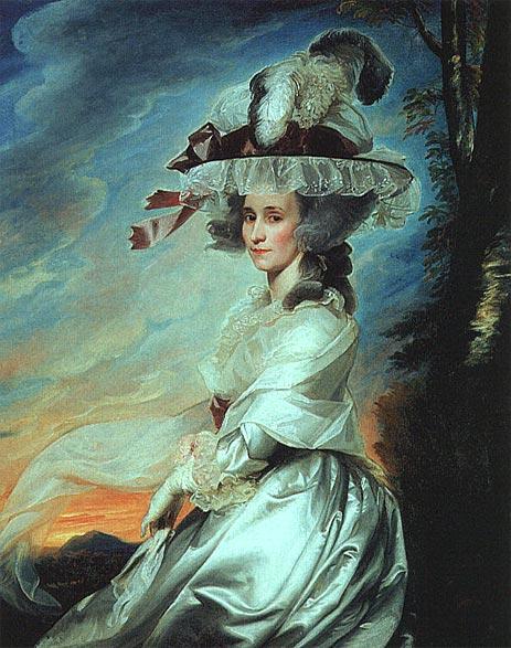Mrs. Daniel Denison Rogers, 1784
