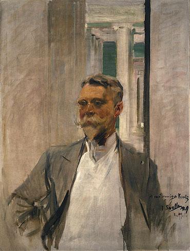 Portrait of Charles Kurtz, 1909