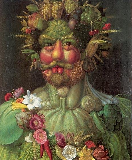 Rudolf II (Vertumnus), c.1590