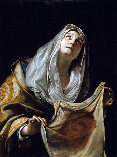 Saint Veronica with the Veil, c.1655/60