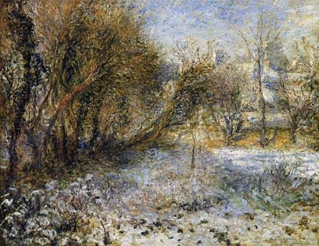 Snowy Landscape, c.1875