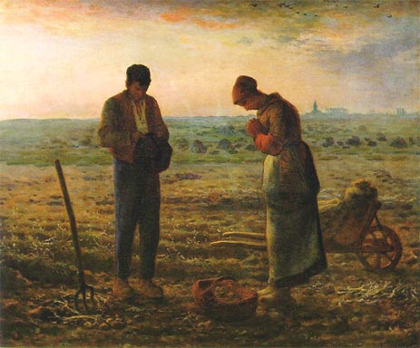 The Angelus, c.1857/59