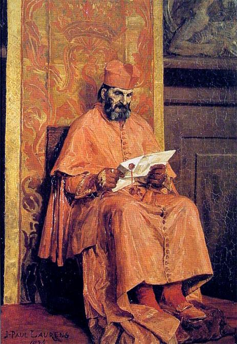 The Cardinal, 1874
