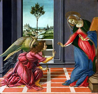 The Cestello Annunciation, c.1489