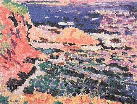 The Coast, Collioure: La Moulade, c.1905/06