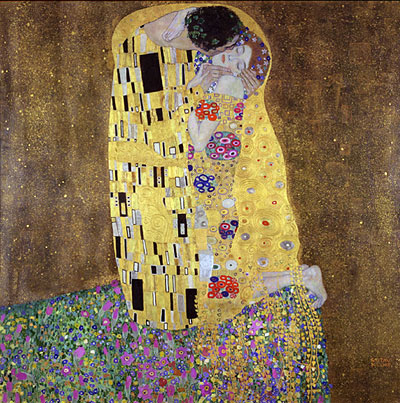 The Kiss, c.1907/08