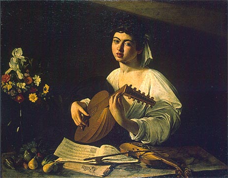 The Lute Player, c.1595