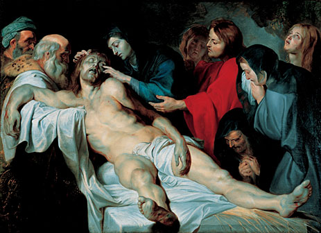 The Mourning of Christ, c.1613/14