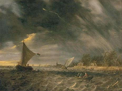 The Thunderstorm, 1641