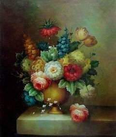 Fabulous still life flowers