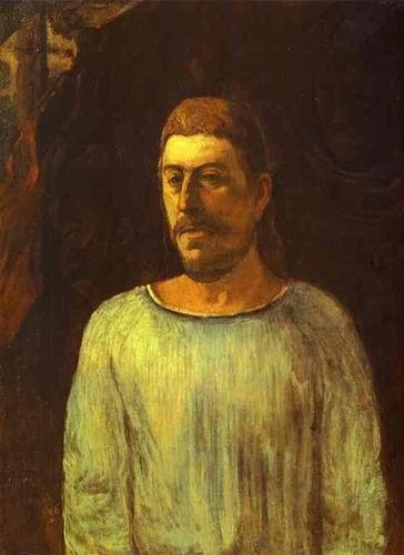 Self Portrait. 1896.