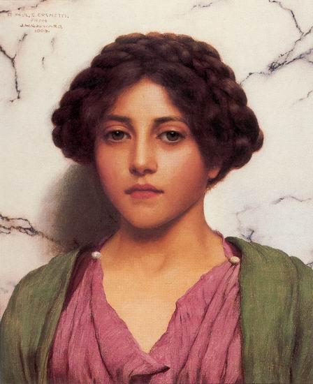 A Classical Beauty 1909A