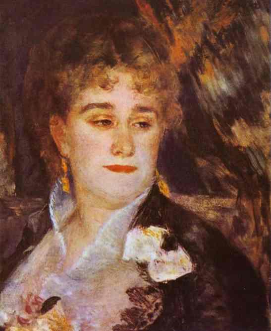 Madame Charpentier. 1878.