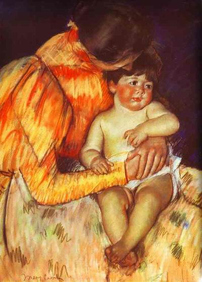 Mother and Child. 1893