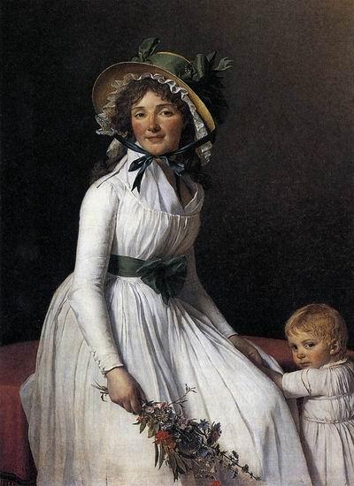Portrait of Emilie S