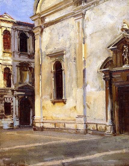 Santa Maria del Carmelo and Scuola Grande dei Carmini