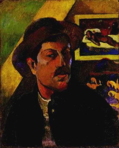 Self Portrait. c.1893 1894.