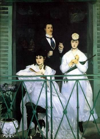 The Balcony.1868 69