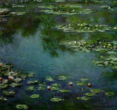 Water Lilies.1906
