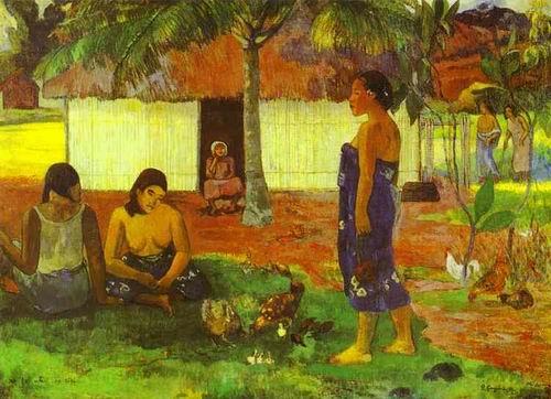 No te aha oe riri? (Why Are You Angry?) 1896