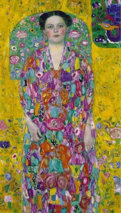 ortrait of Eugenia Primavesi.c. 1913 14