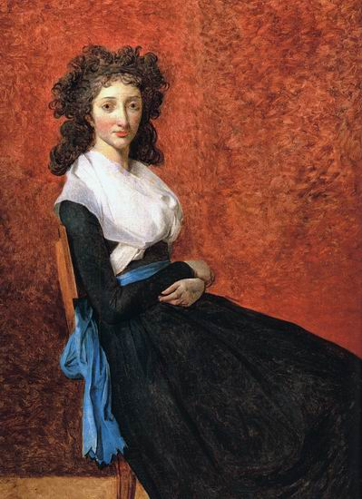 Portrait of Louise Trudaine