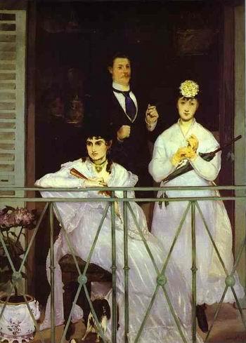 The Balcony. 1868