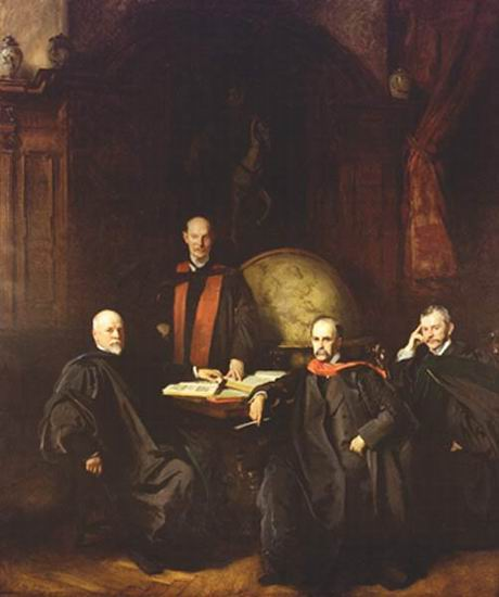 The Four Doctors, 1906