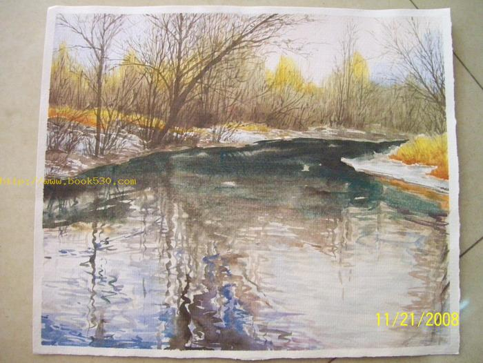 watercolor painting #10