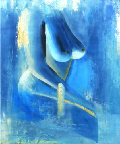 Abstract Decoration oil painting