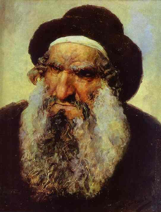 Tiberian Jew