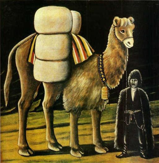 A Tatar Cameleer