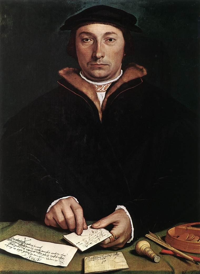 Portrait of Dirk Tybis