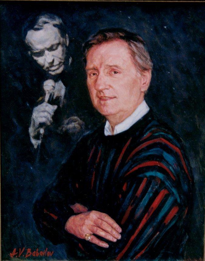 Portrait of Frank Military