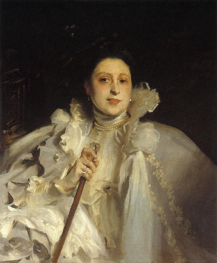 Countess Laura Spinola Nunez del Castillo